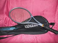 defekter Tennisschläger Wilson Modell Hammer 5.8 / Vintage / Tennisracket