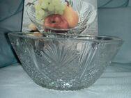 Glasschüssel, Obstschale, Obstschüssel (22 cm) Selecta Ananasmuster - Weichs