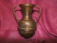 Antike Kupferamphore aus dem Nahen Osten mit Halbmond und Stern ca. 1880 - Zeuthen