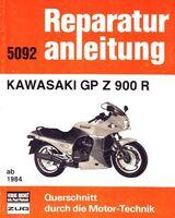 Reparaturanleitung Kawasaki GP  Z 900 R