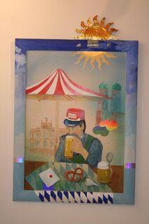 Zimmermann Leonore Engel Aloisius Gemälde - Erding