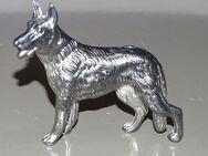 Hund Schäferhund aus Zinn für Setzkasten 5,5 cm - Spraitbach