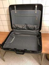 Aluminium Koffer Grau Neu