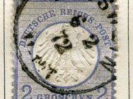 DR 2 Groschen,1872,MI:DE 20,Lot 540