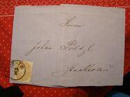 Österreich-Briefumschlag 1863,Mi:AT.28,Lot 302