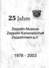 25 Jahre Zeppelin-Museum (Zeppelinheim)