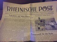 Ausgabe der Rheinischen Post 21.12.1948 - Eschweiler