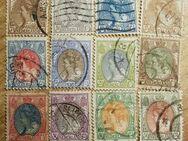 Niederlande Div.Briefmarken Queen Wilhelmina 1899- 1920 Mi.NL 53-98 Lot 1235 - Reinheim