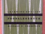 Learning English. Oberstufe: Prosalesebuch (1960) - Münster