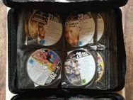 CD/DVD Sammelalben gefüllt - Berlin Reinickendorf