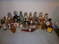 180 Schnapsflaschen miniatur, Raritäten Sammlung voll - Altenstadt (Hessen)