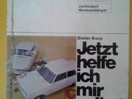 Opel Rekord Jetzt helfe ich mir selbst 2. Auflage 1964 - Krefeld