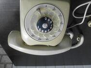 Wählscheibentelefon Telefon F68 Ericsson beige Schweden Vintage Retro Deko 29,- - Flensburg