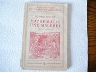 Mathematik und Malerei-Georg Wolff-Teubner Verlag,von 1925 - Linnich