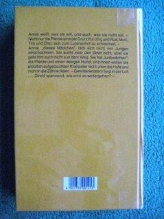 """""""Reitclub der Sieger"""" von Amely Kort in sehr gutem Zustand, J. Richter Verlag, 156 Seiten, stammt aus 1979, ISBN: 3536014046, zum Schutz für weiteren Gebrauch schon eingebunden, 3,- € - Unterleinleiter"""