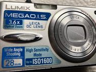 0160 Panasonic Lumix DMC-FX01 Digitalkamera Silber - Lüdenscheid