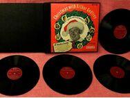 4er LP Box von 1953 - Christmas with Arthur Godfrey - Columbia C-348 - Weihnachtslieder aus den USA. - Groß Gerau