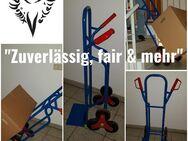 Stapelkarre mit Treppensteiger / Treppenkarre 6 Räder bis 200 kg mieten  leihen Vermietung Verleih - Rheinberg Zentrum