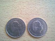 2x1 Gulden 1968 Niederlande ,Lot 100