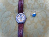Uhr mit Silberring - Bergisch Gladbach