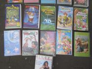 15 + 1 Filme  VHS - Emsdetten Zentrum