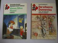 2 Jugendbücher / Kinderbücher ab 9 Jahren, TB Rororo Verlag - Witten