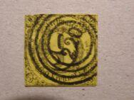 AD-Thurn u.Taxis,9 Kr.1852.,MI:DE 10,  Lot 585