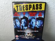 Trespass DVD Deutsche Version Ice T Ice Cube Bill Paxton NEU Uncut - Kassel
