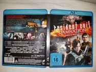 Resident Evil Damnation Ein Original CG Motion Picture Capcom Sony Pictures Home Entertainment Blu-ray Disc 16:9 1920 x 1080p VERKAUFSWARE - München Altstadt-Lehel