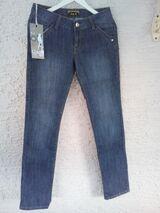 Damen Jeans Hose von Z&X Mode.,Blau,Gr.36 NEU