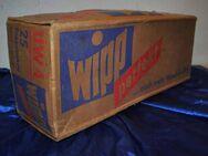 Gebinde Verpackung für Waschmittel aus den 50er Jahren Wipp perfekt