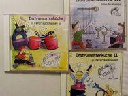 3 CDs Instrumentenküche (für 4- bis 7-jährige, neuwertig) - Münster