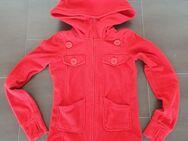 Elegante Damen Jacke mit Kapuze Gr.34 (XS) Rot **Top** Anschauen - Köln