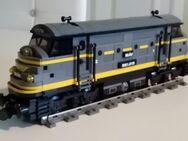 LEGO 9VOLT  LOKOMOTIVE - Hohenmölsen
