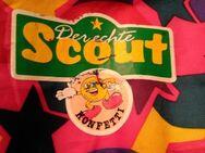 Vintage! Scout Konfetti Zeichenmappe, Schultertasche