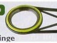 Neu! 2 Rutenring Telering Cormoran Fuj:BMWHG TID:12,5mm RG:12,3mm - Kirchheim (Teck) Zentrum