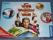 Kinder-Gesellschaftsspiele - Willi und die Wunder dieser Welt -  unbespielt - Sonsbeck