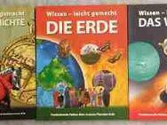 Wissen leicht gemacht: Weltgeschichte • Das Weltall • Die Erde - Hürth