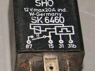 BMW 518 E12 13638272 SHO Benzinpumpenrelais  Steuergerät Elektrik  Oldtimer - Spraitbach