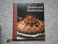 """TIME LIFE Serie """"Die Kunst des Kochens / Methoden und Rezepte"""" Titel: Snacks und Sandwiches. (447) - Hamburg"""