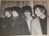 Rolling Stones Originalfoto mit Brian Jones - Frankfurt (Main)