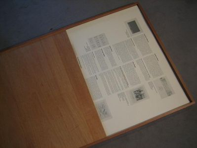 Signierte Grafiken moderner Architekten - Lich Zentrum