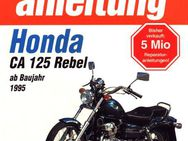 Honda Rebel CA 125 Reparaturanleitung (R. A.) in DEUTSCH ! - Bochum