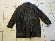 Lederjacke lang Damen Größe 44  schwarz Maddox - Bibertal