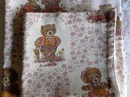 Baby Bettwäsche mit verschiedenenBärchen Motiven – ideal für den Kinderwagen  3 teilig - Niederfischbach