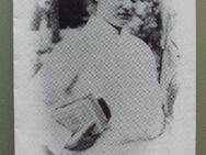 Heiligenzettel Edith Stein - Münster