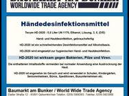 Hand- und Hautdesinfektion, gebrauchsfertig Tecum HD-2020 - 0,5 Liter UN 1170, Ethanol, Lösung, 3, II, (D/E) - Gelsenkirchen