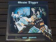 Grave Digger War Games (Paradise, Fallout) 1986   Vinyl – LP 180 Gramm - Leverkusen