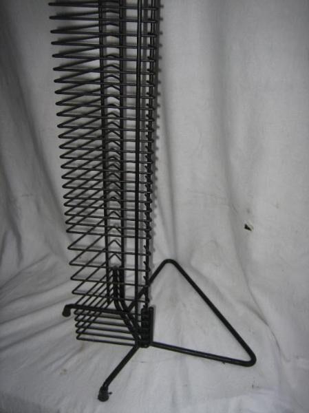 cddvd staender metall schwarz marktde kleinanzeige