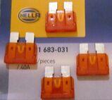 40 Ampere Sicherungen - Neuteile